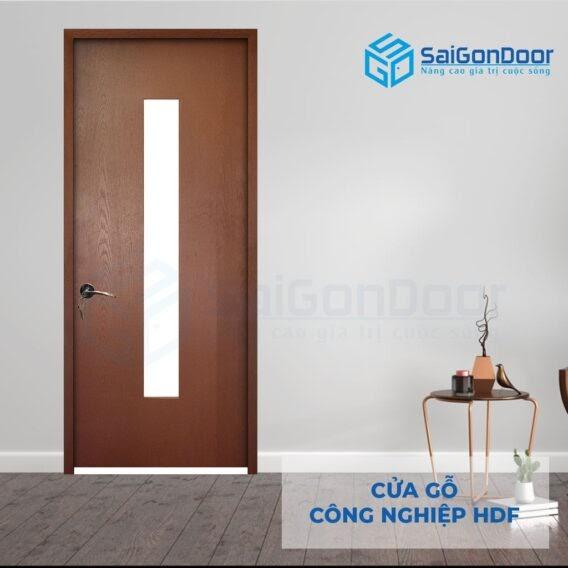Mẫu cửa gỗ công nghiệp bán chạy nhất tại SaiGonDoor